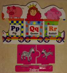 Word Puzzles for early readers or pre-readers