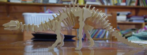 Post image for We Made a Dinosaur!