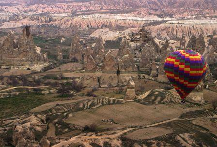 Post image for Up, Up and Away – Hot Air Balloons