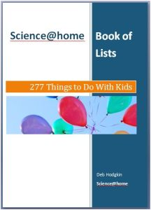 Science@home Book of Lists